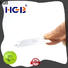 HGB ultra thin lithium polymer battery customized for micro speakers