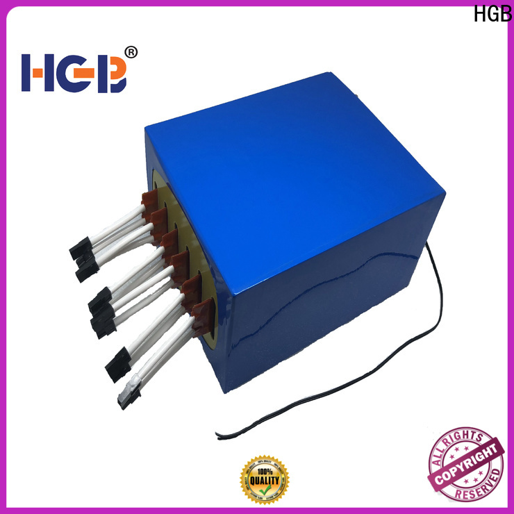 HGB Top military rechargeable batteries directly sale for military applications