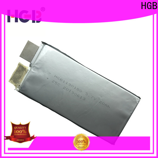 HGB High-quality low temperature lithium ion battery wholesale for public security