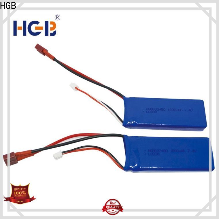 High-quality rc lithium ion battery Suppliers for RC helicopter