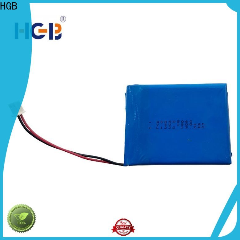 HGB thin lithium polymer battery directly sale for mobile devices