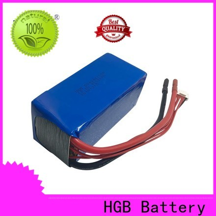 HGB Latest lithium trolling motor battery factory for power tool