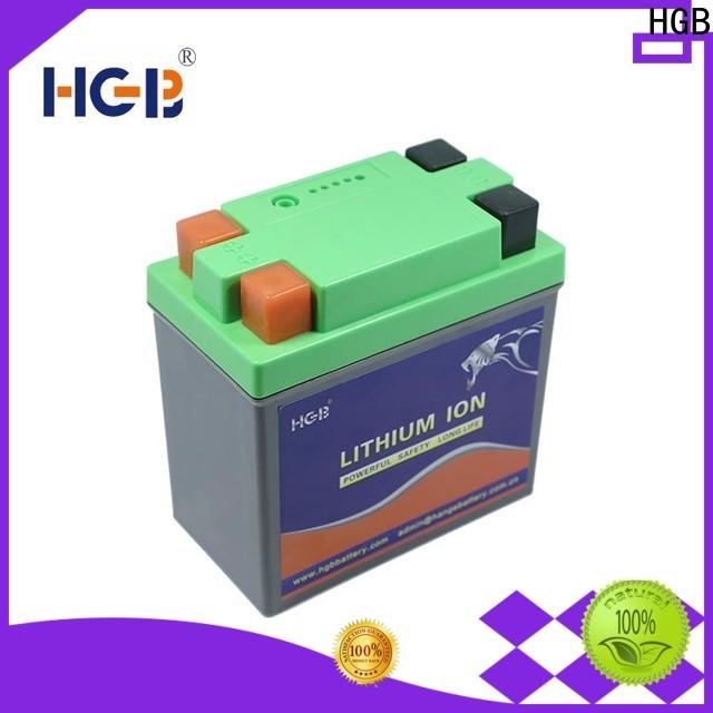 HGB Battery batterie lithium lifepo4 manufacturer for EV car