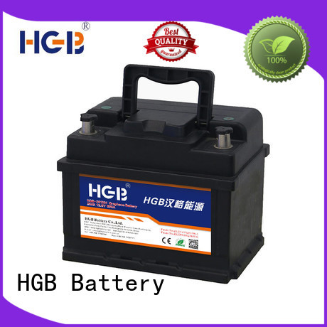 HGB convenient graphene lithium ion battery with good price for tractors
