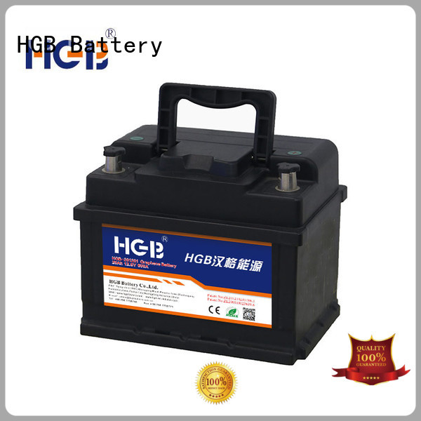 convenient lithium car battery customized for tractors