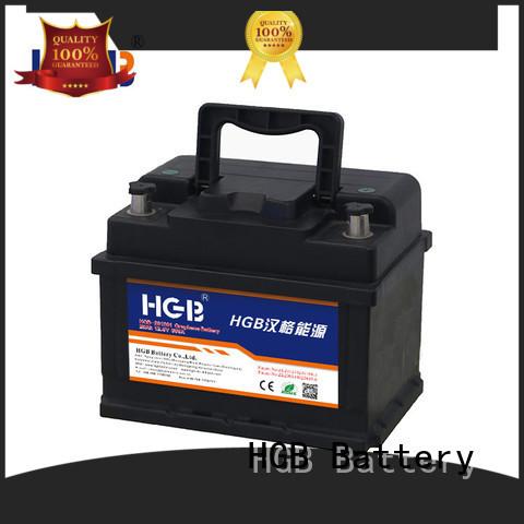 HGB graphene rc battery design for cars