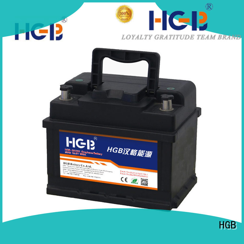 HGB compatible lithium car battery design for tractors