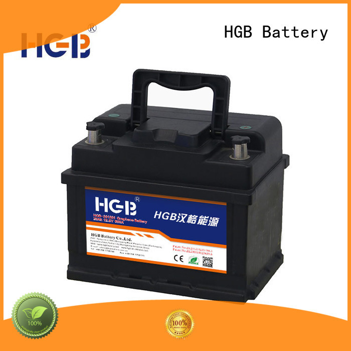 HGB china graphene battery customized for cars