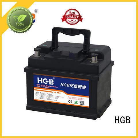 HGB rc graphene battery design for cars