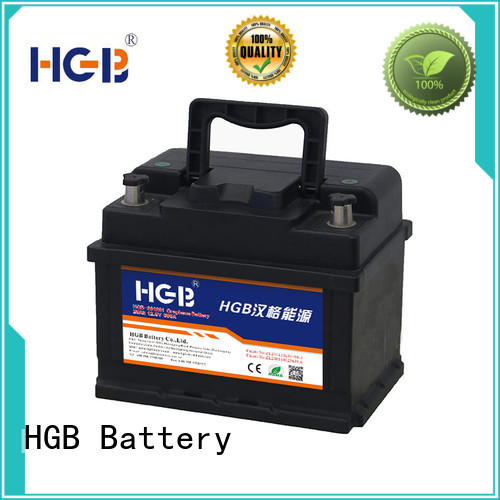 HGB convenient graphene rc battery supplier for vehicle starter