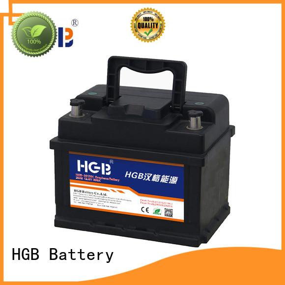 HGB rc graphene battery supplier for cars