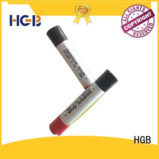 HGB non explosive e cig battery directly sale for electronic cigarette