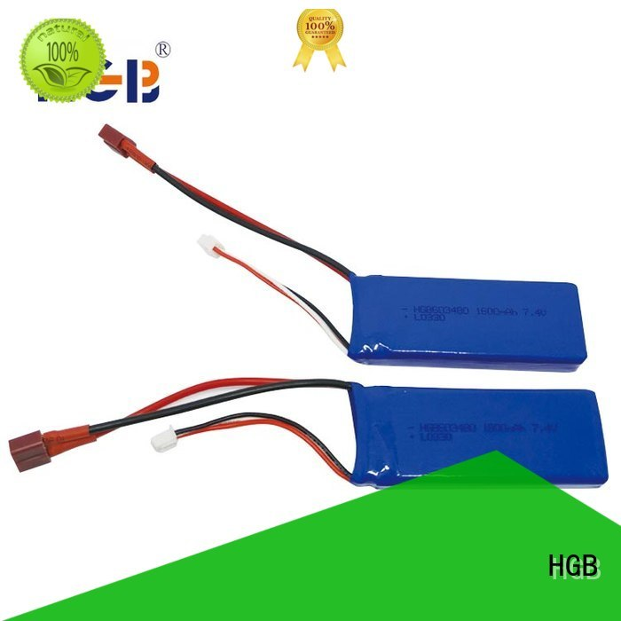 professional rc lithium ion battery manufacturer for RC quadcopters
