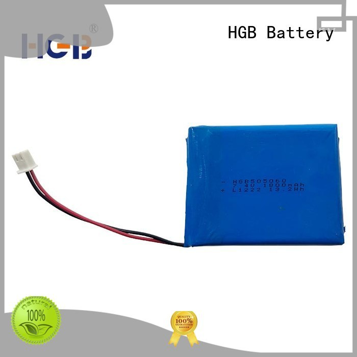 high voltage rechargeable lithium polymer battery customized for notebook