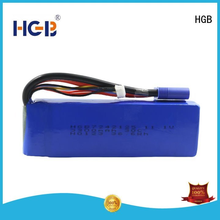 HGB long lasting car jump start battery pack supplier for race use