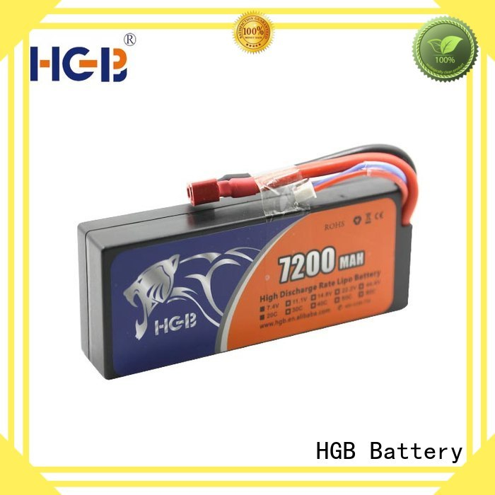 rechargeable rc battery factory price for RC planes