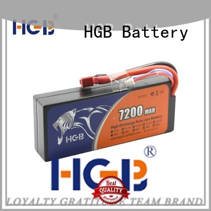 HGB rc battery wholesale for RC car