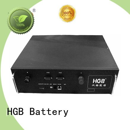 HGB professional power station replacement battery manufacturer for electric vehicles