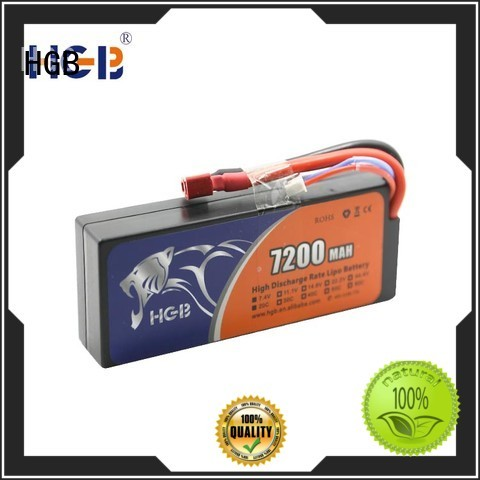 reliablerc lithium ion battery wholesale for RC car