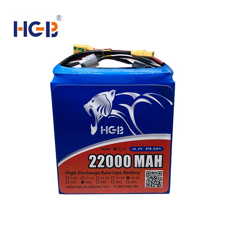 HGB long charge drone battery series for UAV-1