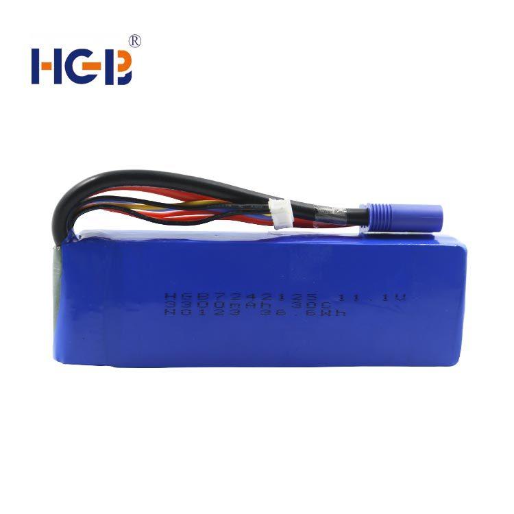 Jump starter battery 11.1V 30C 3300mAh HGB7243125
