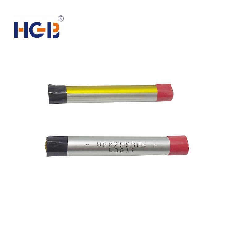 Electronic Cigarette Battery 3.7V 200mAh 8C HGB75530