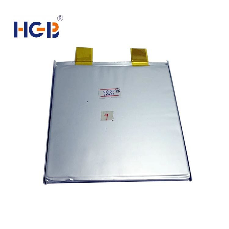 LiFePo4  lithium polymer battery cell 3.2V 1C  10Ah HGB75120130
