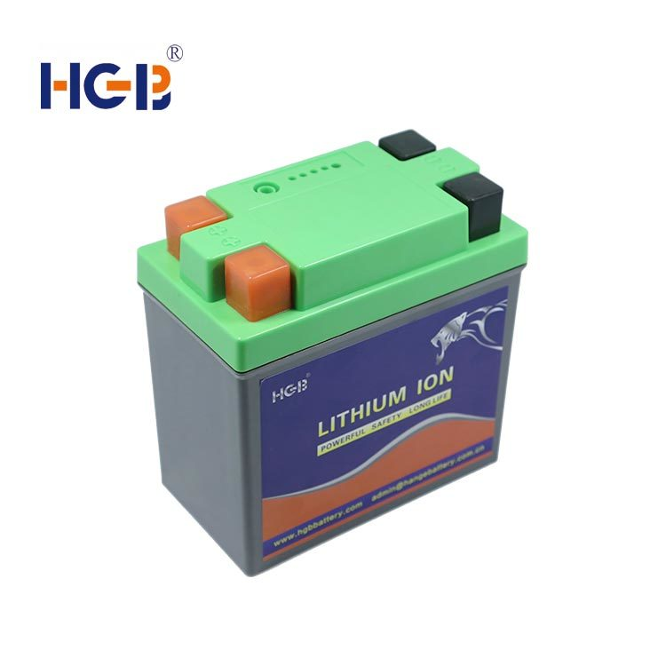 LiFePo4  lithium polymer battery 12.8V 25C  8Ah HGB12-8