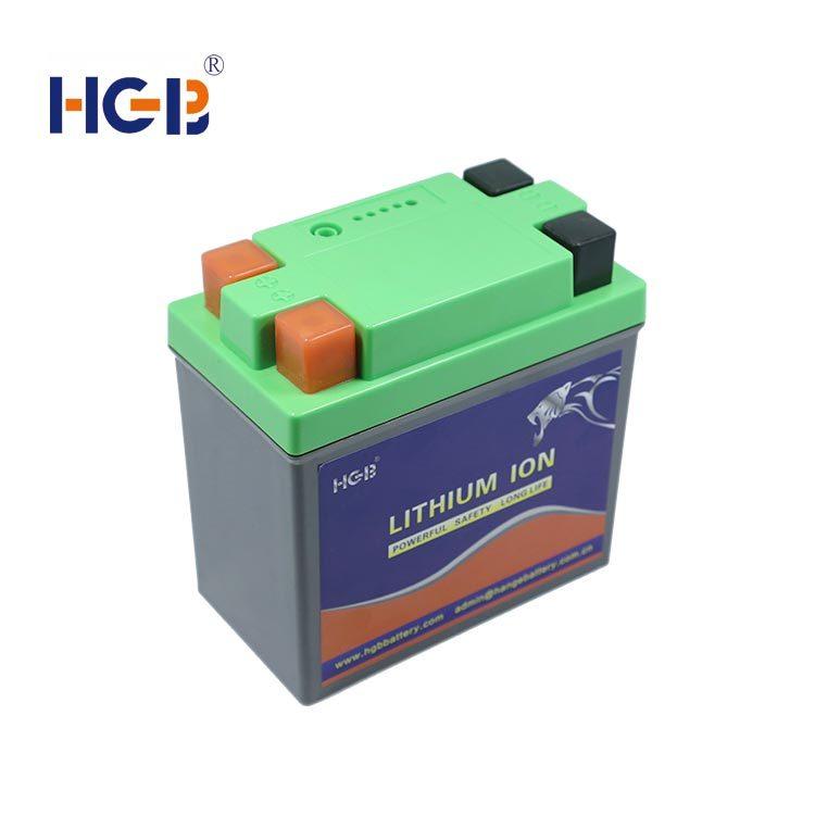 LiFePo4  lithium polymer battery 12.8V 25C  8Ah HGB12-8