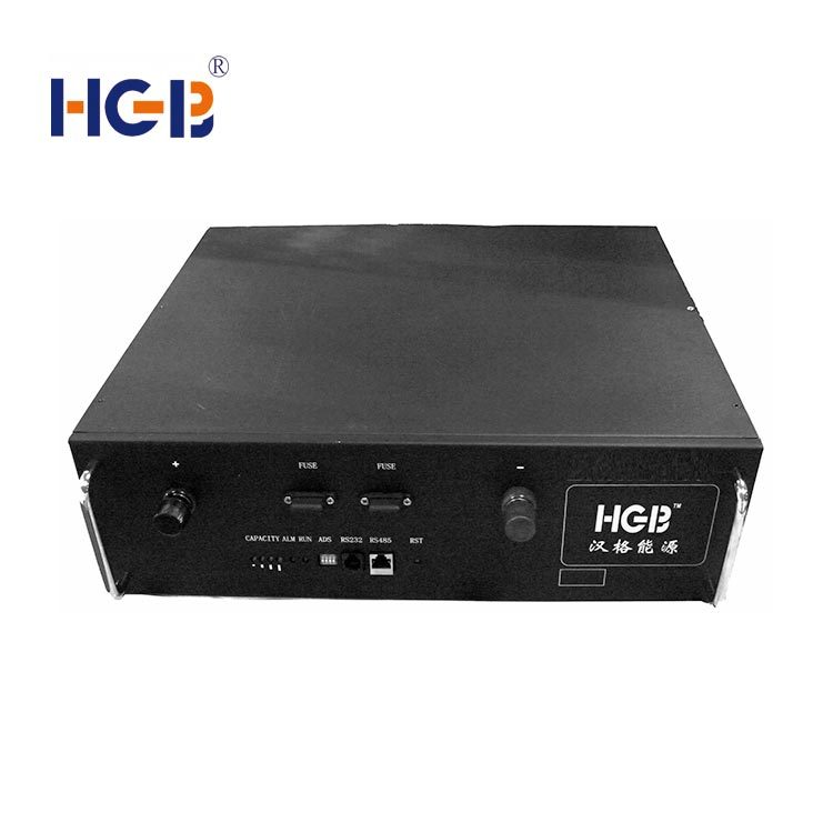 HGB4850 48V 50Ah base station battery
