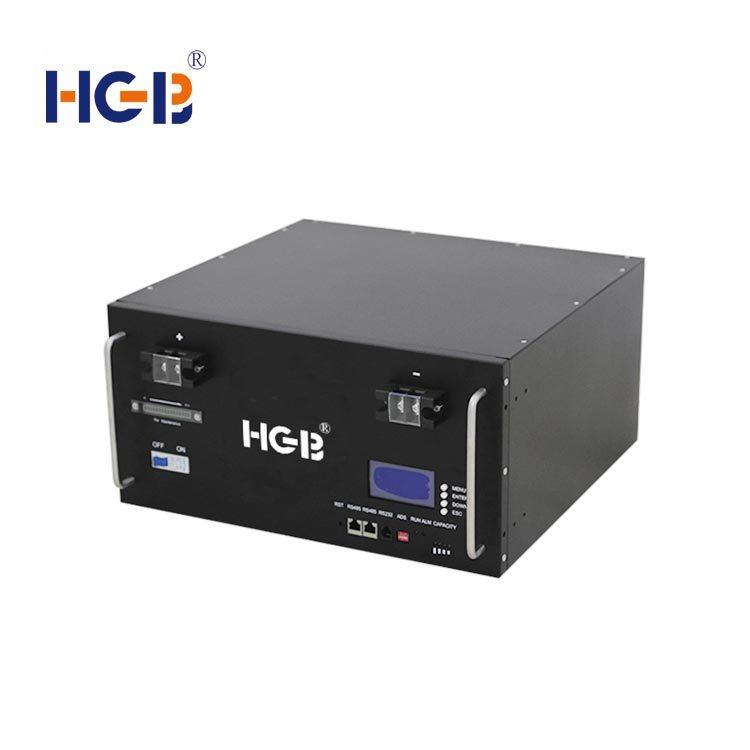 HGB48100 48V 100Ah base station battery