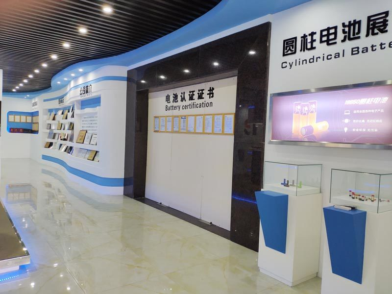 Show Room Of HGB