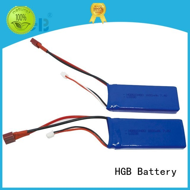 HGB rc plane battery wholesale for RC car