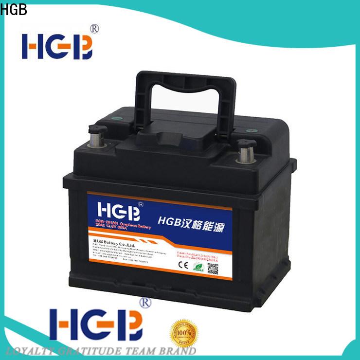 HGB rc graphene battery supplier for boats