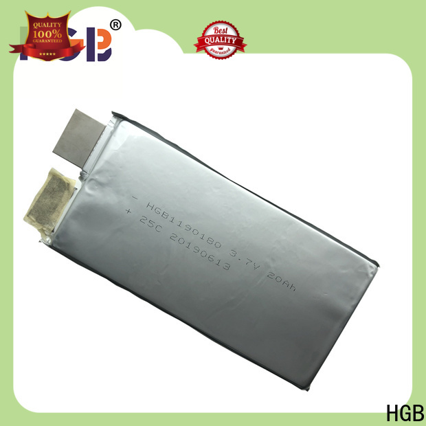 HGB -40℃ low temperature battery Supply for frigid zone