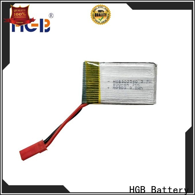 HGB car battery rc company for RC quadcopters