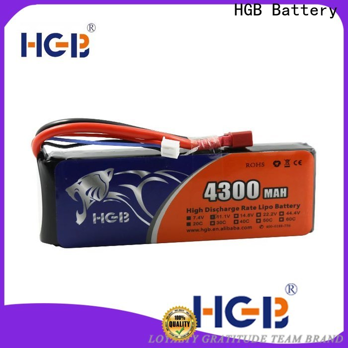 HGB Latest rc car batterys Supply for RC quadcopters