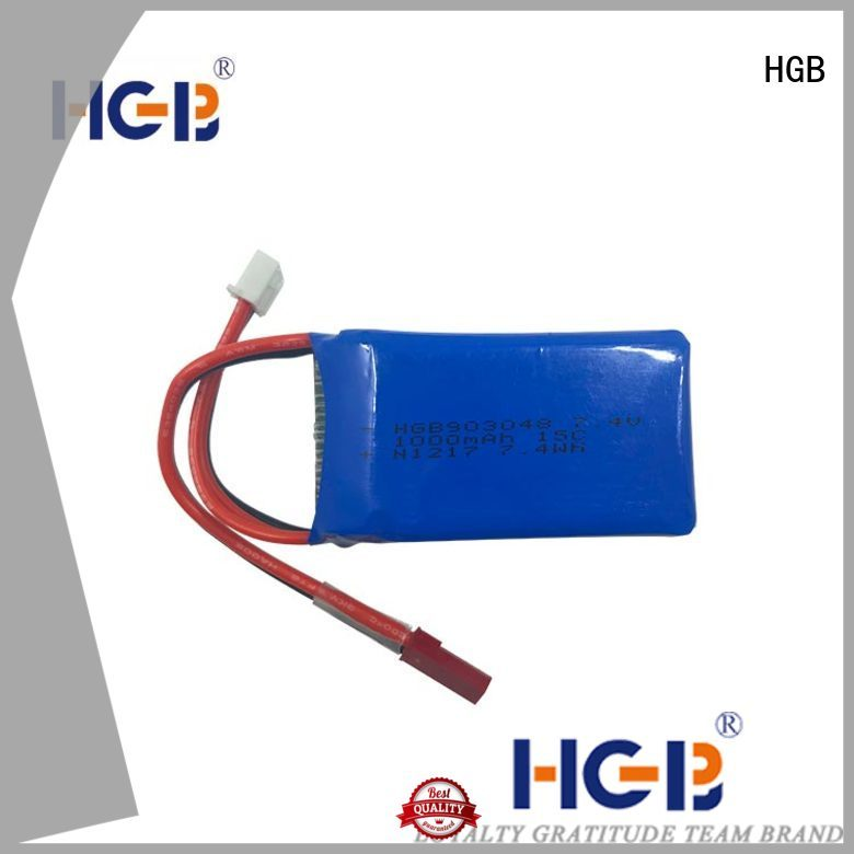 professional rc airplane batteries manufacturer for RC planes