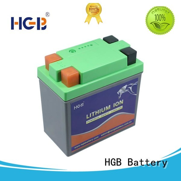 HGB non explosive lifep04 battery supplier for EV car