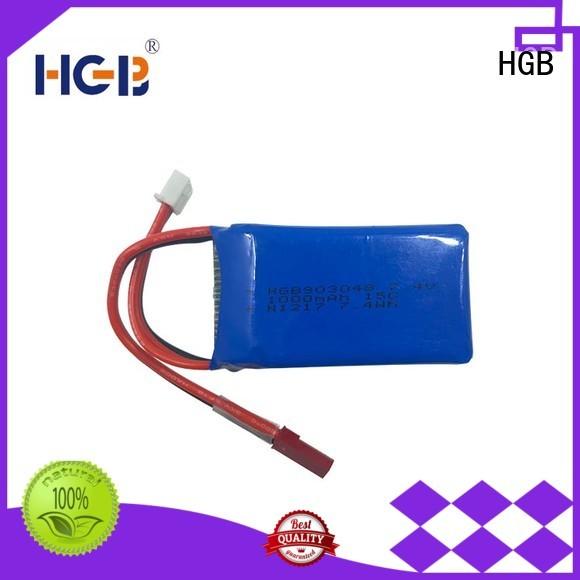 HGB popular rc battery manufacturer for RC car
