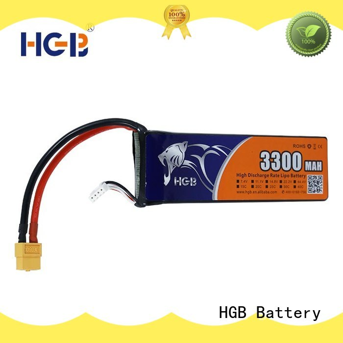 reliable lithium polymer battery for rc helicopter factory for RC planes