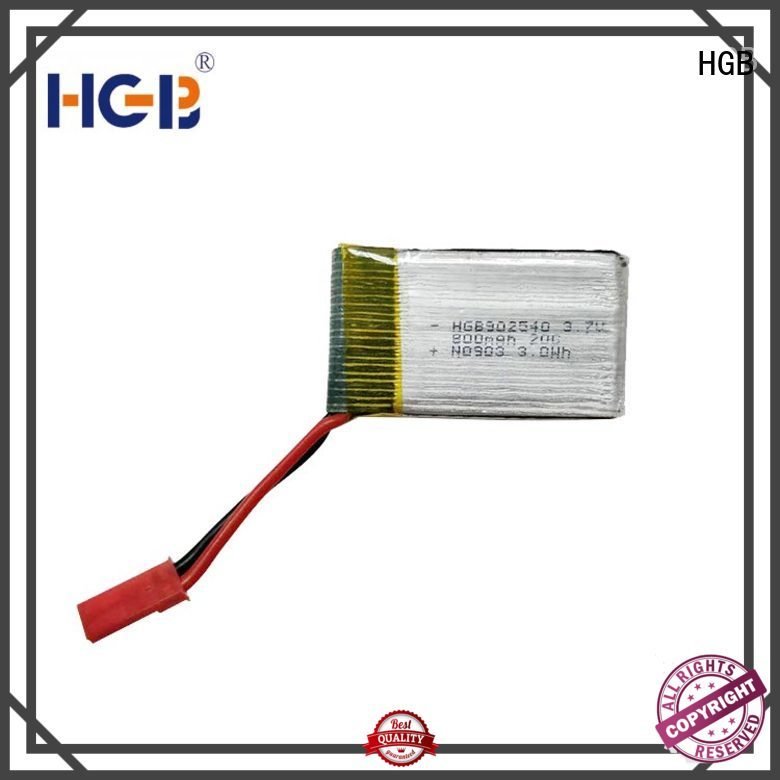 HGB high quality rc batterier directly sale for RC helicopter