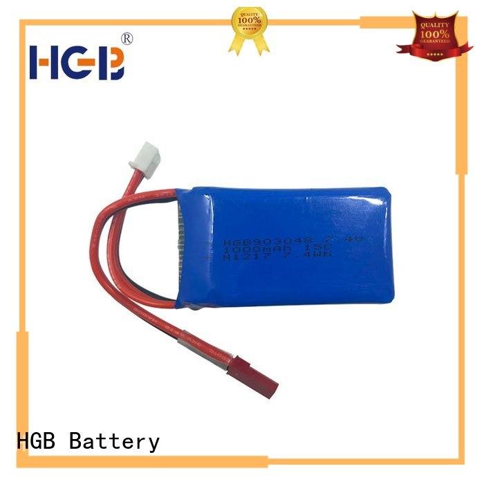 HGB popular rc model batteries manufacturer for RC car