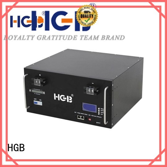 HGB 48V power station replacement battery high temperature characteristics for electric vehicles