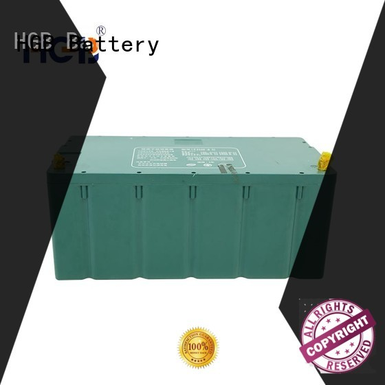 HGB fast-charging ev battery factory price for bus