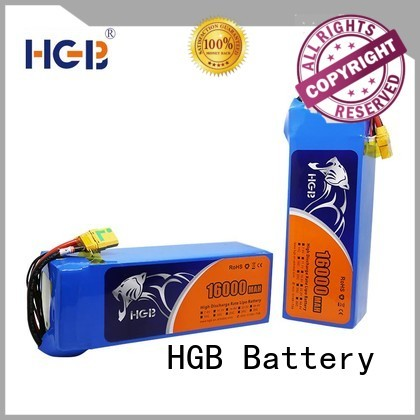 HGB durable racing drone battery wholesale for Aircraft