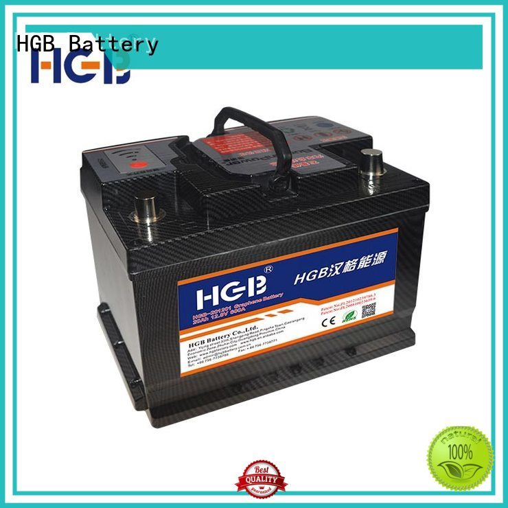 compatible graphene battery pack supplier for boats