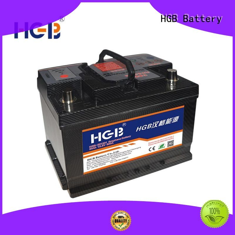 lasting lithium car battery design for vehicle starter