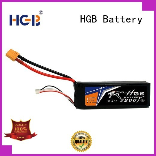 HGB custom rc battery packs factory for RC car