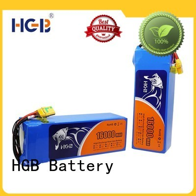 HGB reliable batterie lithium drone with good price manufacturer